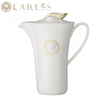 Кофейник VERSACE Medaillon Meandre D'or