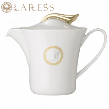 Чайник VERSACE Medaillon Meandre D'or