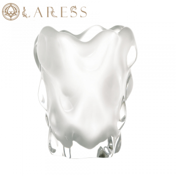 Ваза Lalique Small icy crystal